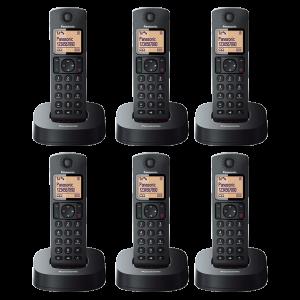 Điện thoại Panasonic KXTGC310CX